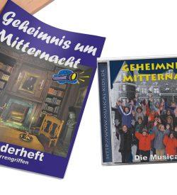"Musical ""Geheimnis um Mitternacht"""