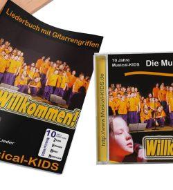 "Musical ""Willkommen"""